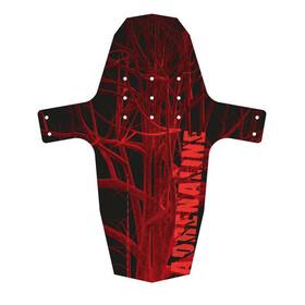 Hebie Swap Spatbord Front 26-29 adrenaline folie rood/zwart